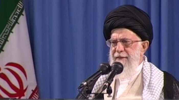 US most sinister, says Iran's Supreme Leader after facing Trump's sanctions