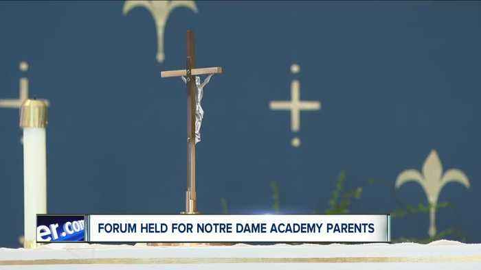 Forum help for Notre Dame Academy parents