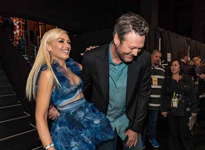 Blake Shelton can't believe he's dated Gwen Stefani for four years