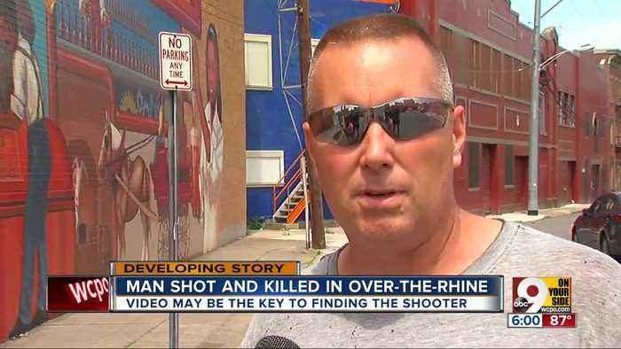 Man shot and killed in Over-the-Rhine