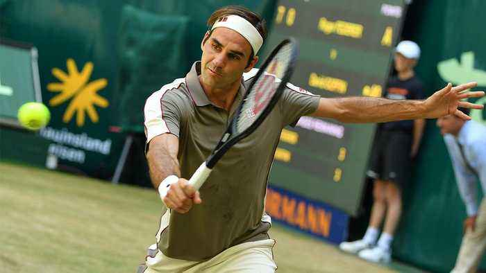 Roger Federer Has a Real Shot to Win His Ninth Wimbledon