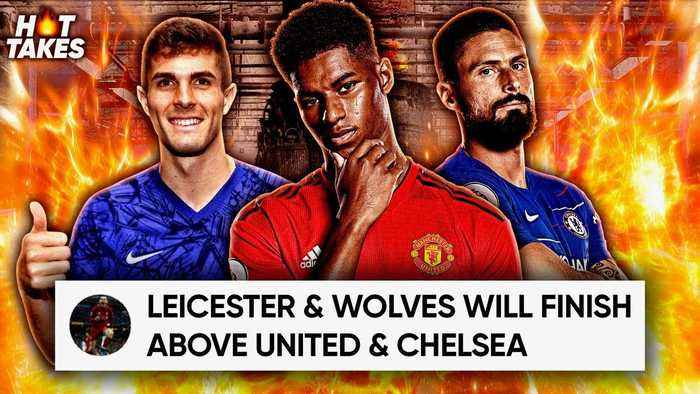 """'Manchester United & Chelsea Will DROP OUT Of The Top 6 Next Season"""" 