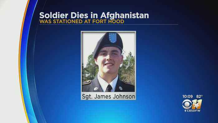 Fort Hood Soldier Killed During Combat In Afghanistan