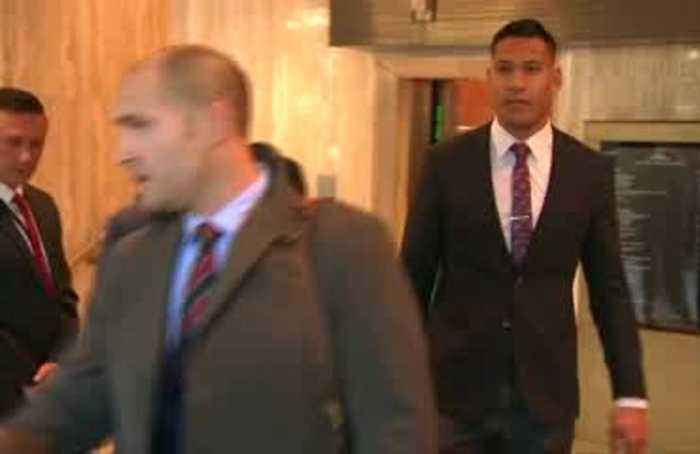 Folau headed for court after mediation with Rugby Australia fails