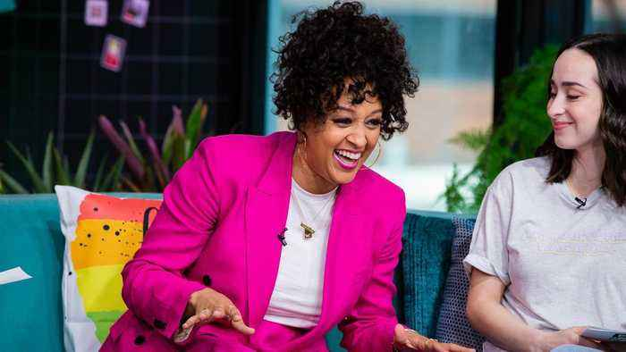 Tia Mowry-Hardrict Joins The Table