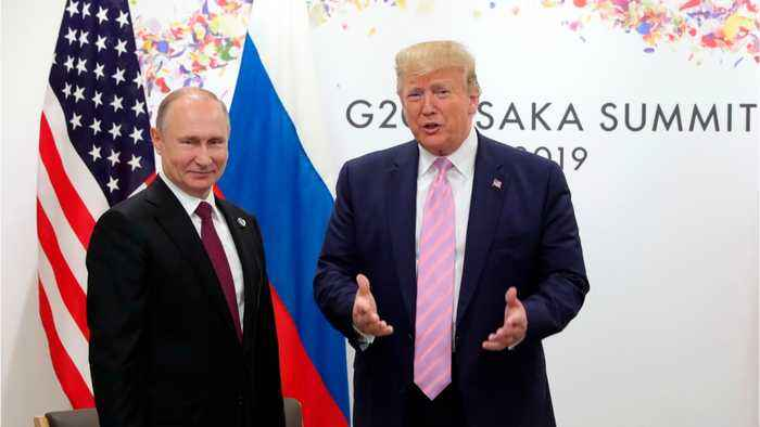 Trump Asks Putin Not to Meddle In U.S. Elections