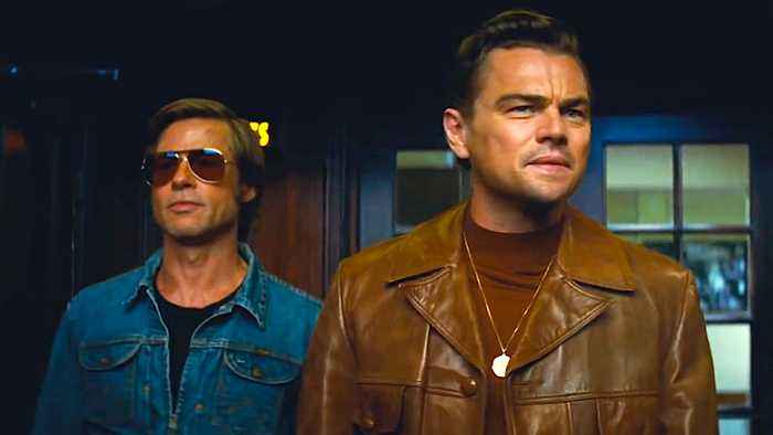 Once Upon a Time in Hollywood - Official 'This Town' Trailer