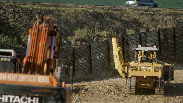 Judge Blocks $2.5 Billion In Diverted Federal Funds For Border Wall