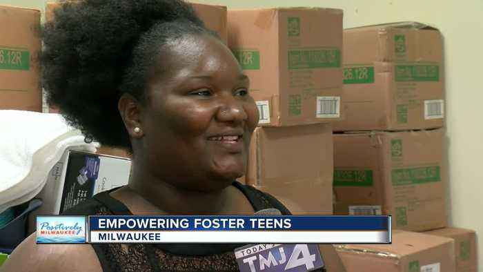 'It does get better': Women aged out of foster care inspire others
