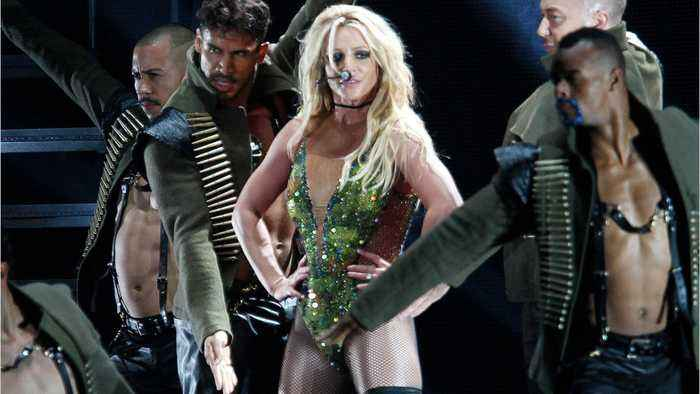 Britney Spears Celebrates 20th Anniversary Of 'Baby, One More Time'