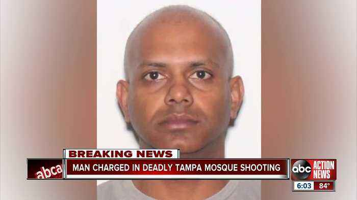 Shooting in Islamic Society of Tampa Bay parking lot during Ramadan event leaves one man dead