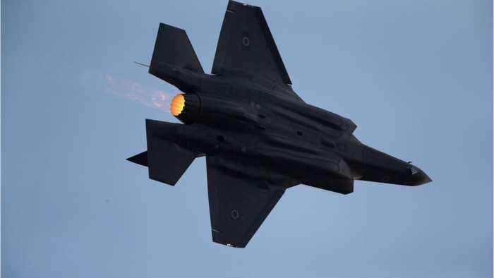 US Air Force Deploys F-22 Stealth Fighters To Middle East Amid Tension With Iran
