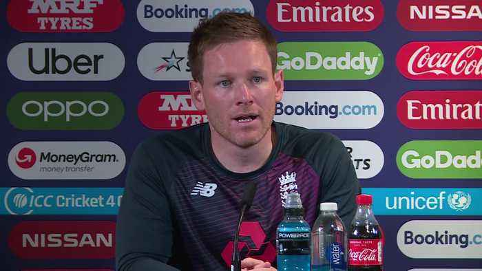 Eoin Morgan: Jason Roy preparing to make England return for crucial India match