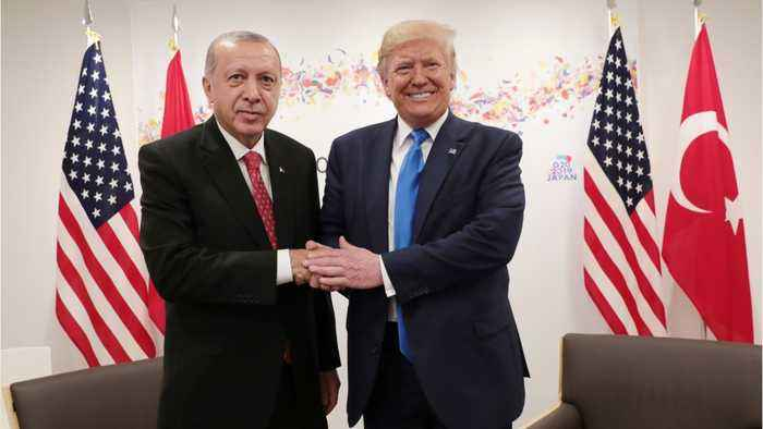 Trump Wants Turkey Missile Plans Resolved Without Harming Ties