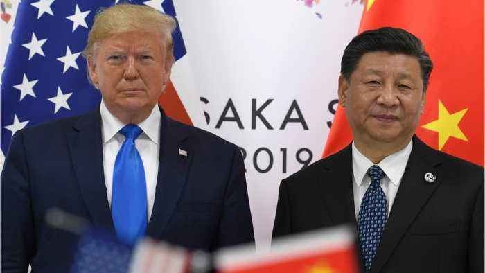Trump Says He Won't Impose New Tariffs & China Will Buy More U.S. Agriculture