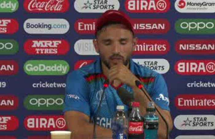 Afghan captain Naib calls for calm after fan clashes