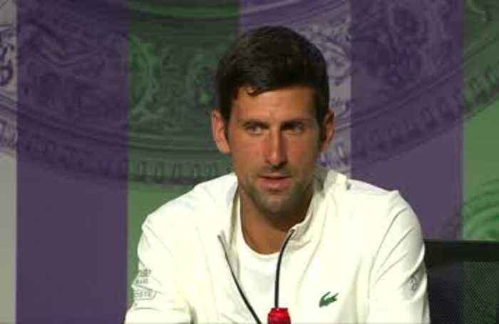 15 Grand Slams later, Djokovic still eager to defend his Wimbledon title