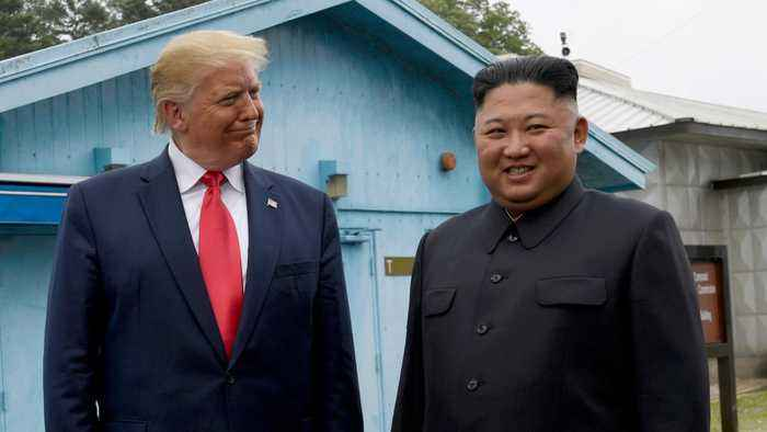 US Democratic Presidential Candidates Criticize Trump's Meeting With Kim Jung Un