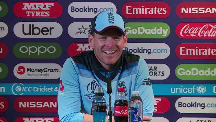 Eoin Morgan hails fired-up Bairstow after tone-setting hundred