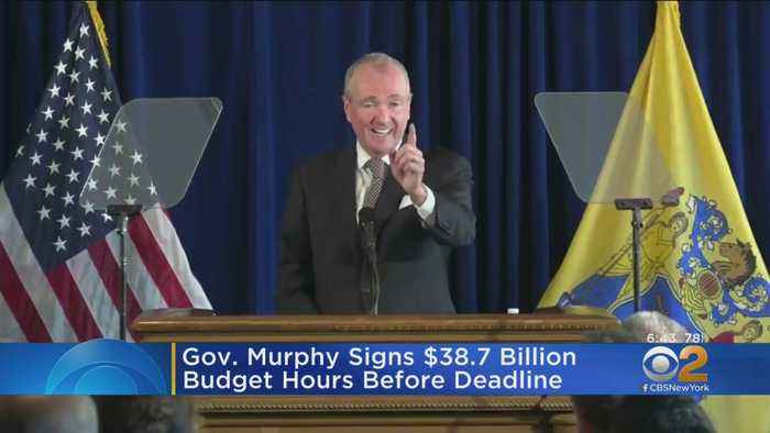 New Jersey Avoids Government Shutdown