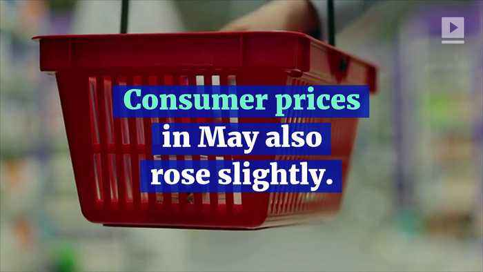 US Consumer Spending Rose Moderately in May