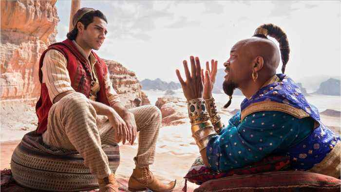 'Aladdin' Becomes Will Smith's Highest Grossing Film