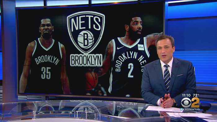Nets Cash In Huge On First Day Of Free Agency