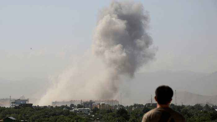 Explosion hits Afghan capital Kabul: Media reports