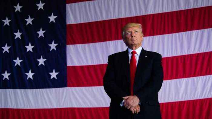 Trump Reportedly Wants Military Tanks For July 4 Event