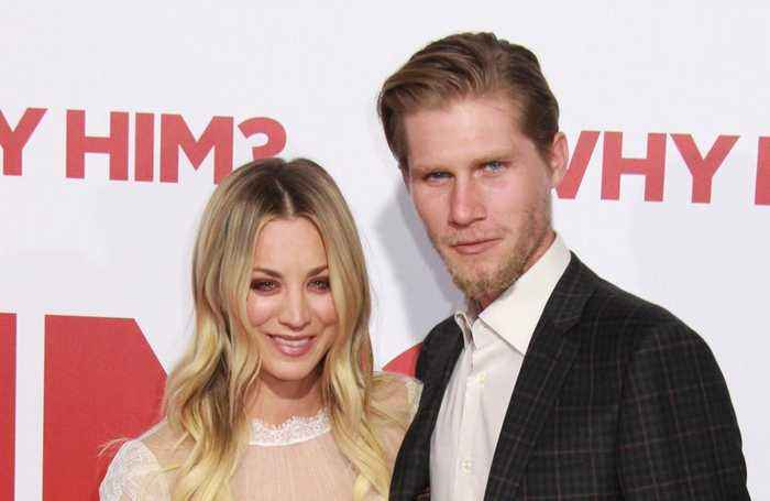 Kaley Cuoco and Karl Cook celebrate first wedding anniversary