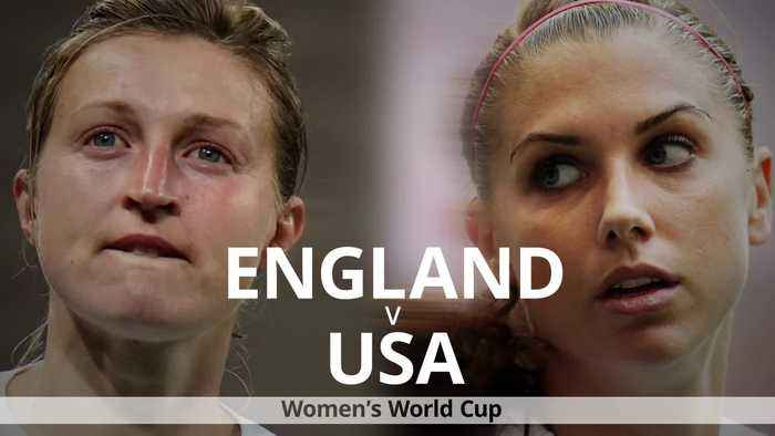 Women's World Cup: England v USA match preview