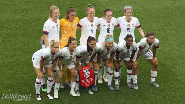 Women's World Cup Ratings Break Records | THR News