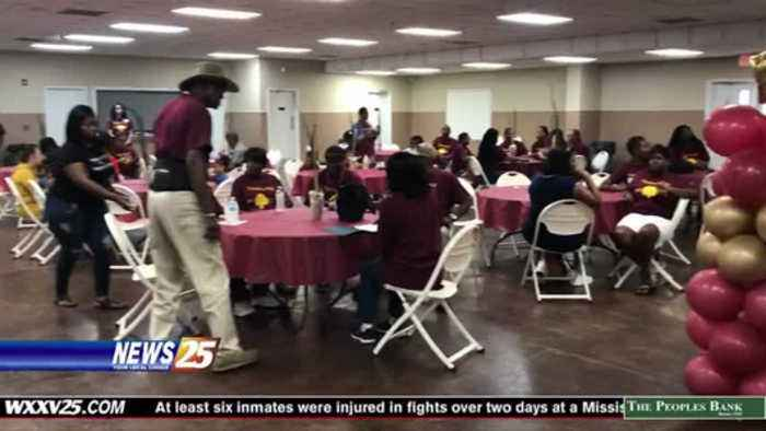 Thomas and Lundy family recognized in D'Iberville