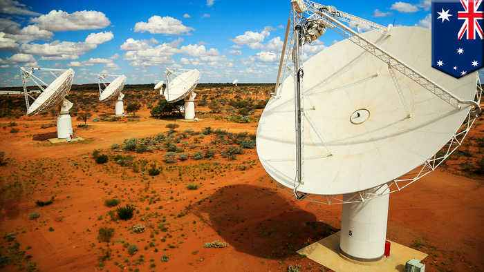 Mysterious space radio wavesfinally pinpointed by scientists