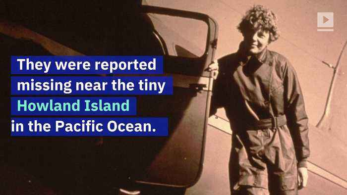 This Day in History: Amelia Earhart Disappears