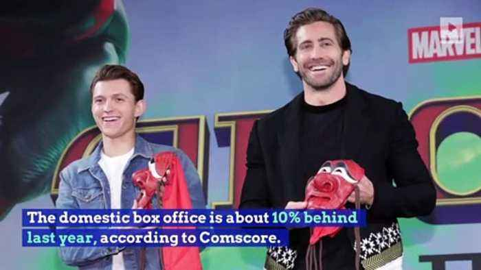 'Spider-Man: Far From Home' Hoping to Revive Summer Box Office