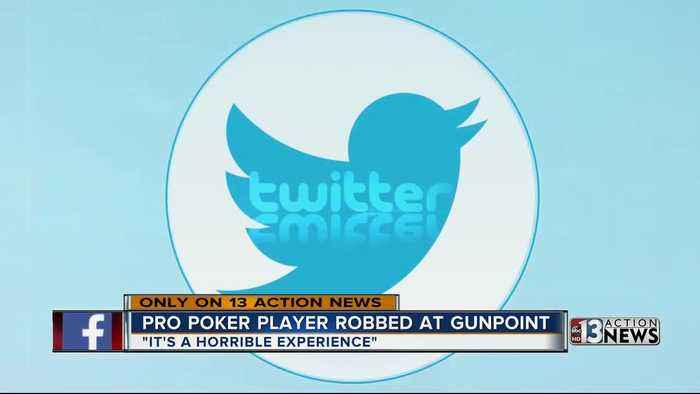 EXCLUSIVE INTERVIEW: Pro poker player says he was robbed $8K after leaving the WSOP
