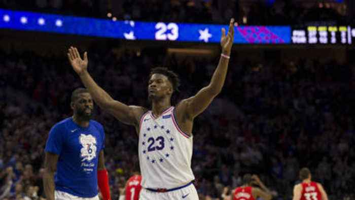 Heat complete Jimmy Butler sign-and-trade