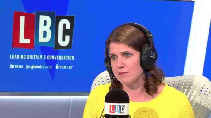 Caller In Jo Swinson's Constituency Says She's Not Very Liberal