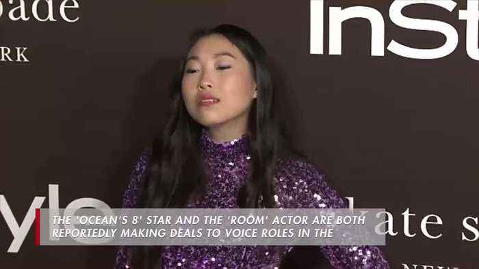 Awkwafina and Jacob Tremblay in talks for The Little Mermaid