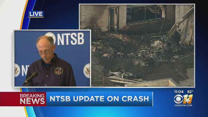 NTSB: There Was Confusion In Cockpit Before Addison Plane Crash