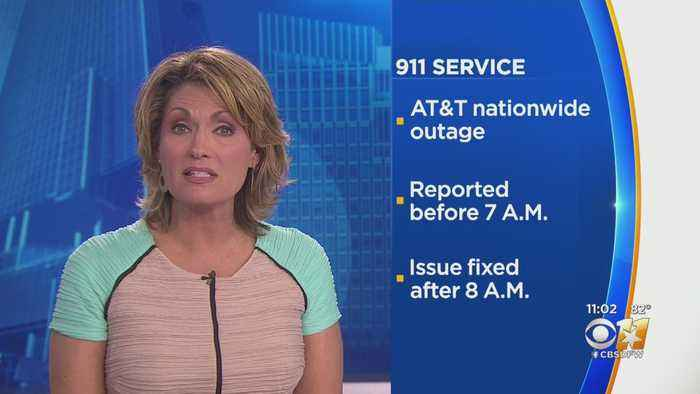 Issue Resolved After Nationwide AT&T Outage Affected 911 Calls In North Texas