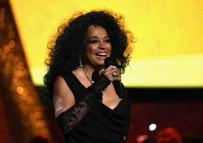 Diana Ross lost footage from star studded birthday bash