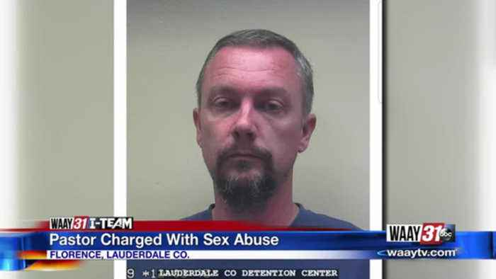 Pastor Charged With Sex Abuse