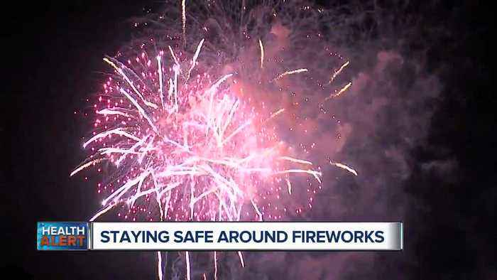 Ask Dr. Nandi: What to know about fireworks safety ahead of the 4th of July