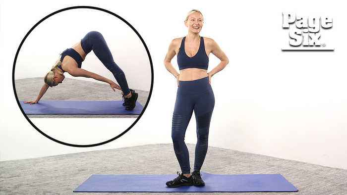 Five exercises to get that 'Revenge Body'