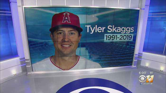 Angels Management, Fans React To Tragic Death Of Pitcher Tyler Skaggs
