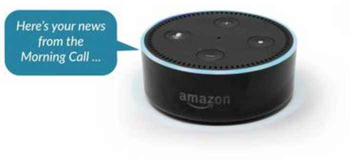 How to get updates from The Morning Call on your Alexa device