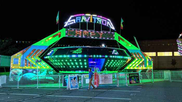 The Carnival's In Town: Ride With TheStreet on The Gravitron