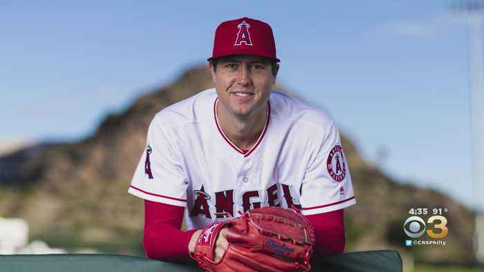 The Los Angeles Angels Pay Tribute to Teammate Tyler Skaggs, After His Sudden Death